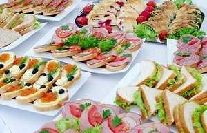 рецепти салатів і бутербродів