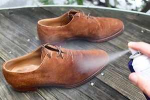 Догляд за взуттям з нубуку в домашніх умовах - Домашні хитрощі 68541a4e31ede